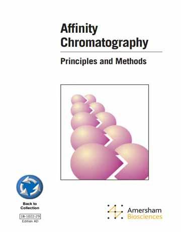 کروماتوگرافی افینیتی: اصول و روش ها