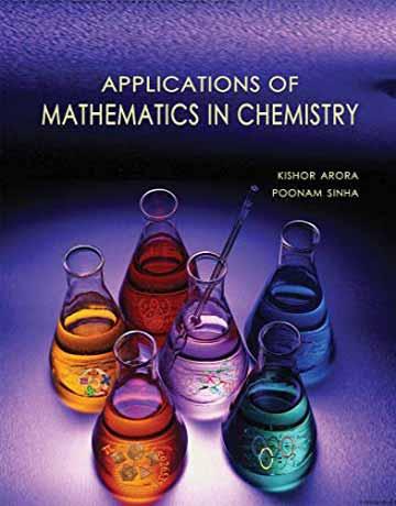 کتاب کاربرد ریاضیات در شیمی