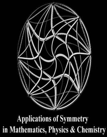 کتاب کاربردهای تقارن در شیمی، فیزیک و ریاضیات