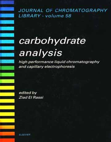 آنالیز کربوهیدرات: کروماتوگرافی مایع با کارایی بالا HPLC و کاپیلاری الکتروفورز