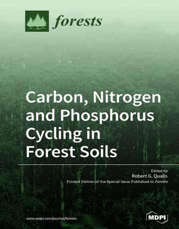بازیابی و چرخه نیتروژن، کربن و فسفر در خاک های جنگل