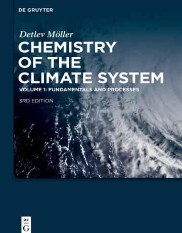 شیمی سیستم آب و هوا جلد اول: اصول و فرایندها ویرایش سوم