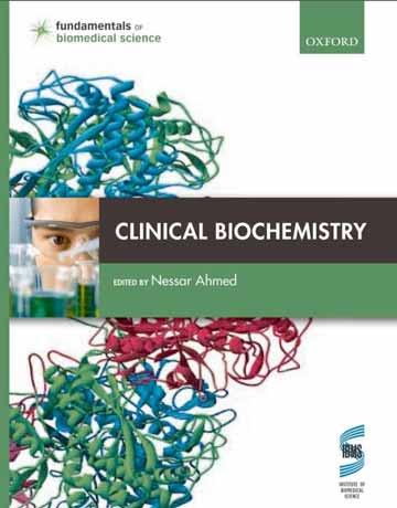 کتاب بیوشیمی بالینی Nessar Ahmed