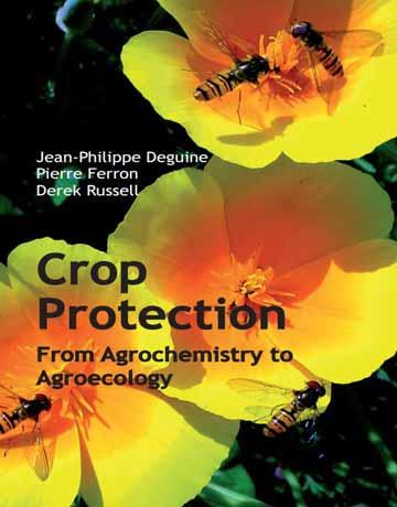 حفاظت از محصول: از آگروشیمی تا بوم شناسی کشاورزی
