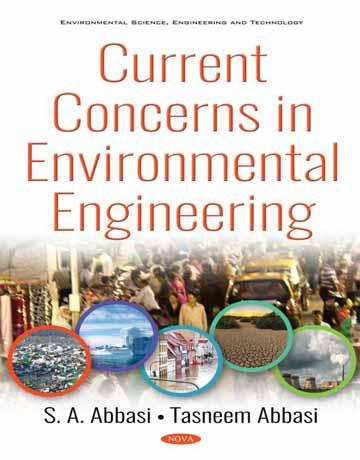 کتاب مسائل و مشکلات رایج در مهندسی محیط زیست