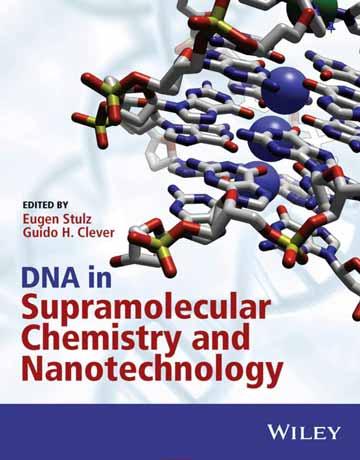 کتاب DNA در شیمی ابرمولکولی و نانوتکنولوژی