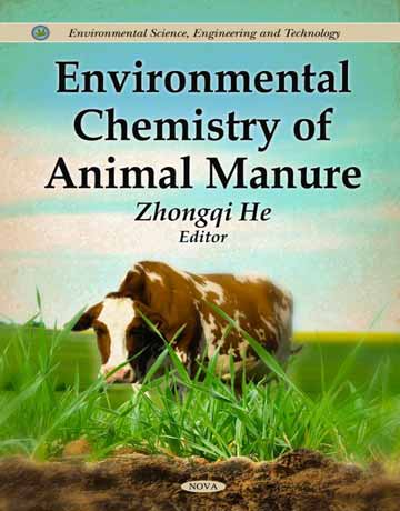 کتاب شیمی محیط زیست کود دامی