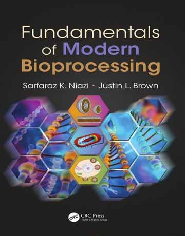 کتاب اصول پردازش زیستی مدرن Modern Bioprocessing