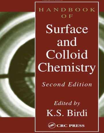هندبوک شیمی کلوئیدی و سطح ویرایش دوم