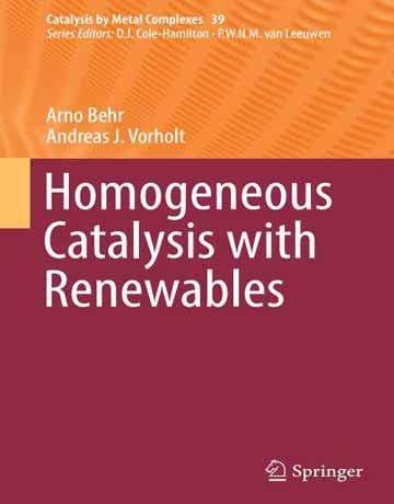 کاتالیزورهای همگن با خاصیت تجدید پذیری
