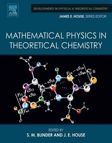 کتاب فیزیک ریاضیات در شیمی نظری و تئوریکال