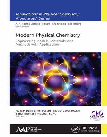 شیمی فیزیک مدرن: مدل های مهندسی، مواد و روش ها با کاربرد