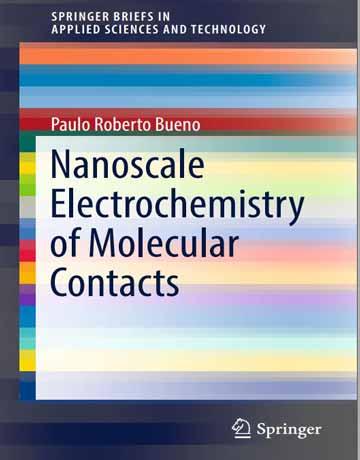 الکتروشیمی نانومقیاس از تماس های مولکولی