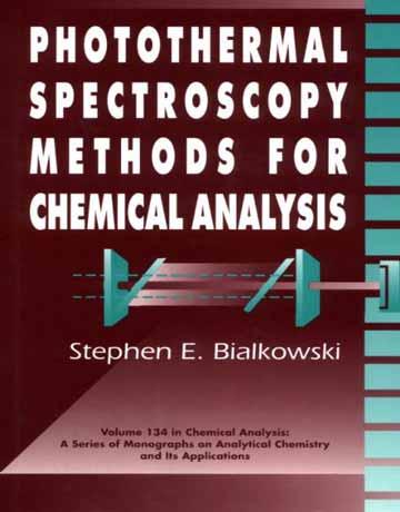 روش های طیف سنجی نورگرمایی برای آنالیز شیمیایی