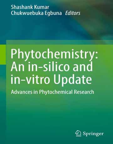کتاب فیتوشیمی: آپدیت این سیلیکو in-silico و این ویترو in-vitro در تحقیقات فیتوشیمیایی