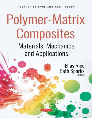 کامپوزیت های ماتریکس پلیمری: مواد، مکانیک و کاربردها