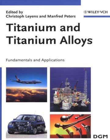 تیتانیوم و آلیاژهای تیتانیوم: اصول و کاربردها