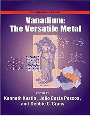 کتاب وانادیوم فلزی چند منظوره و تطبیق پذیر