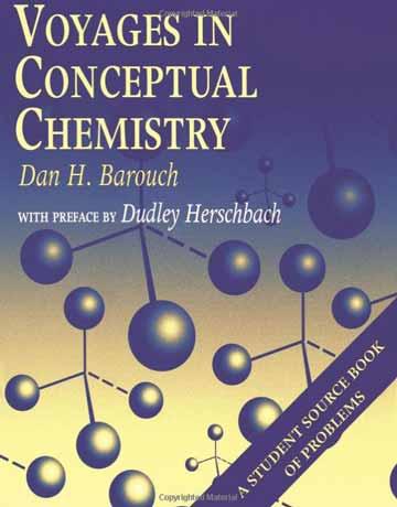 کتاب سفرها در شیمی مفهومی: مجموعه سوال های مفهومی شیمی