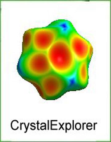 دانلود Crystal Explorer 21.5 نرم افزار آنالیز ساختارهای کریستالی
