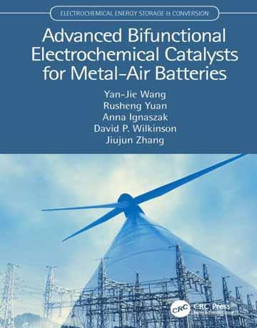 کاتالیست های الکتروشیمیایی دو عاملی پیشرفته برای باتری های فلز-هوا