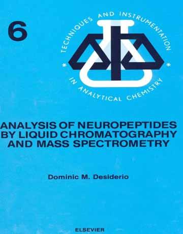 آنالیز نوروپپتیدها با کروماتوگرافی مایع و اسپکترومتری جرمی