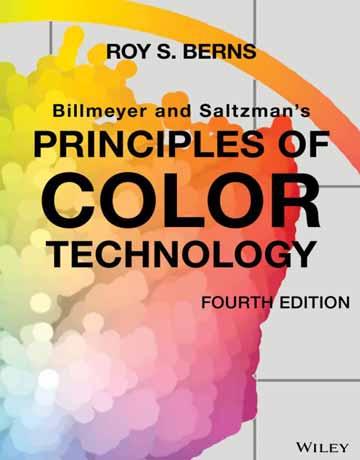 کتاب اصول تکنولوژی رنگ ویرایش چهارم Billmeyer and Saltzman's