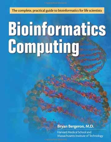 دانلود کتاب محاسبات بیوانفورماتیک Bryan Bergeron