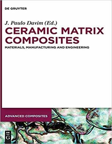کامپوزیت های ماتریس سرامیکی: مواد، ساخت و مهندسی