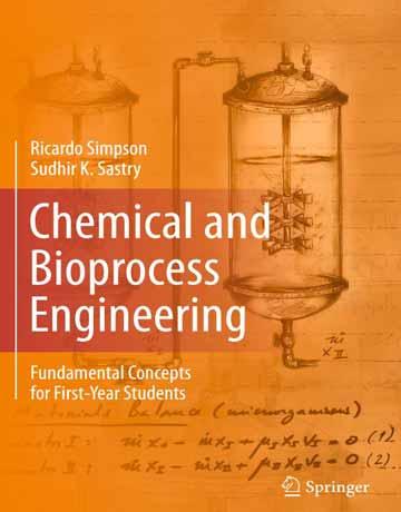 کتاب مهندسی شیمی و فرایند زیستی: مفاهیم اساسی Ricardo Simpson