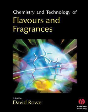 کتاب شیمی و تکنولوژی عطرها و طعم ها