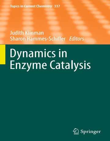 کتاب دینامیک در کاتالیزورهای آنزیمی