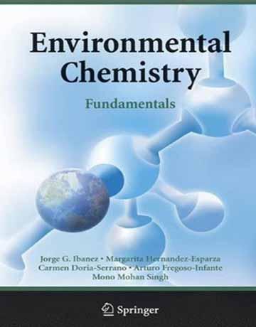 دانلود کتاب اصول شیمی محیط زیست Jorge G. Ibanez