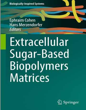 ماتریس های بیوپلیمری بر پایه شکر خارج سلولی