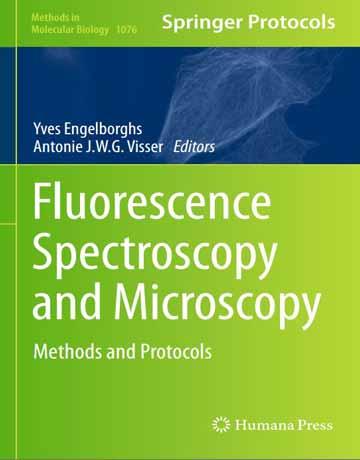 کتاب طیف سنجی فلورسانس و میکروسکوپ فلورسانس