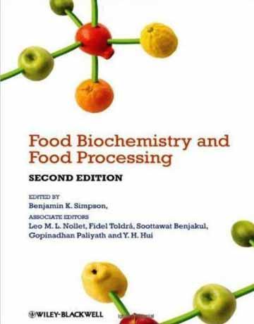 کتاب بیوشیمی مواد غذایی و پردازش مواد غذایی ویرایش دوم