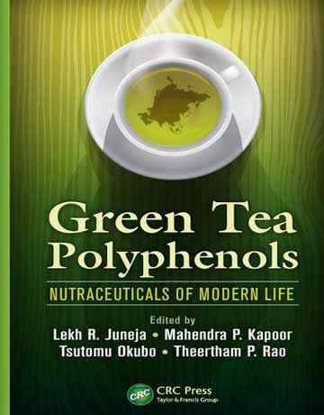 کتاب پلی فنول های چای سبز: غذاداروها در زندگی مدرن