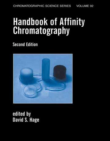 هندبوک کروماتوگرافی افینیتی ویرایش دوم David S. Hage
