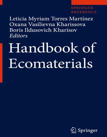 دانلود هندبوک مواد سازگار با محیط زیست Ecomaterials