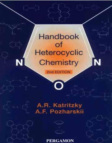 هندبوک شیمی هتروسیکل ویرایش دوم