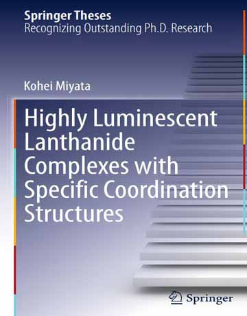 کمپلکس های لانتانیدی بسیار لومینسانس با ساختار کوردیناسیون خاص