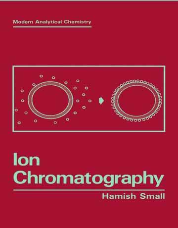 دانلود کتاب کروماتوگرافی یونی Hamish Small
