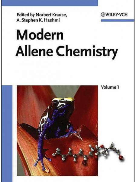 دانلود کتاب شیمی آلن مدرن 2 جلدی