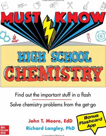کتاب باید شیمی دبیرستان را بدانیم: شیمی عمومی مور چاپ 2019
