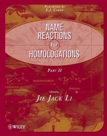کتاب نام واکنش ها برای همولوگاسیون قسمت دوم Jie Jack Li