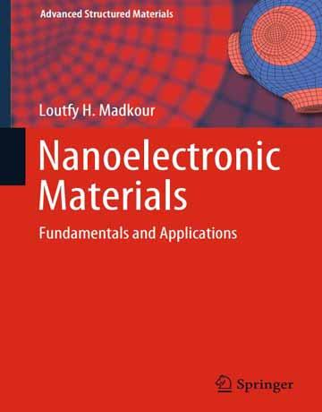 کتاب مواد نانوالکترونیک: اصول و کاربردها چاپ 2019