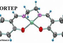 دانلود ORTEP-III 2020.1 نرم افزار شیمی آنالیز ساختار های کریستالی