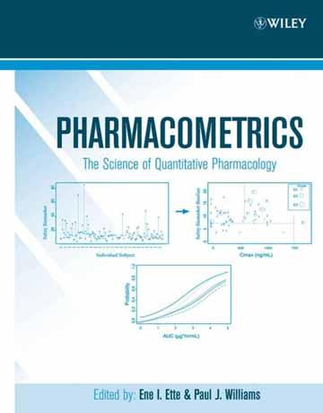 کتاب فارماکومتریک: علم فارماکولوژی کمی
