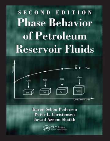 کتاب رفتار فازی سیالات مخازن نفتی ویرایش دوم