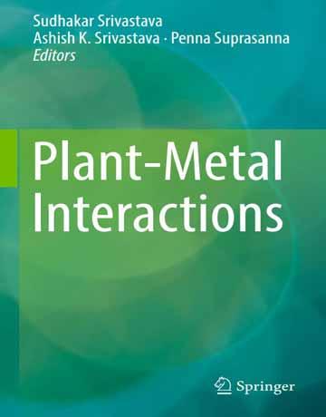 کتاب برهمکنش های فلزات و گیاه
